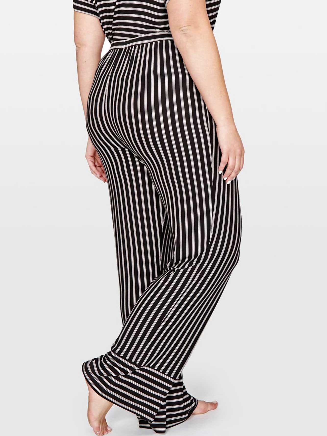 Printed Pajama Pants - Déesse Collection