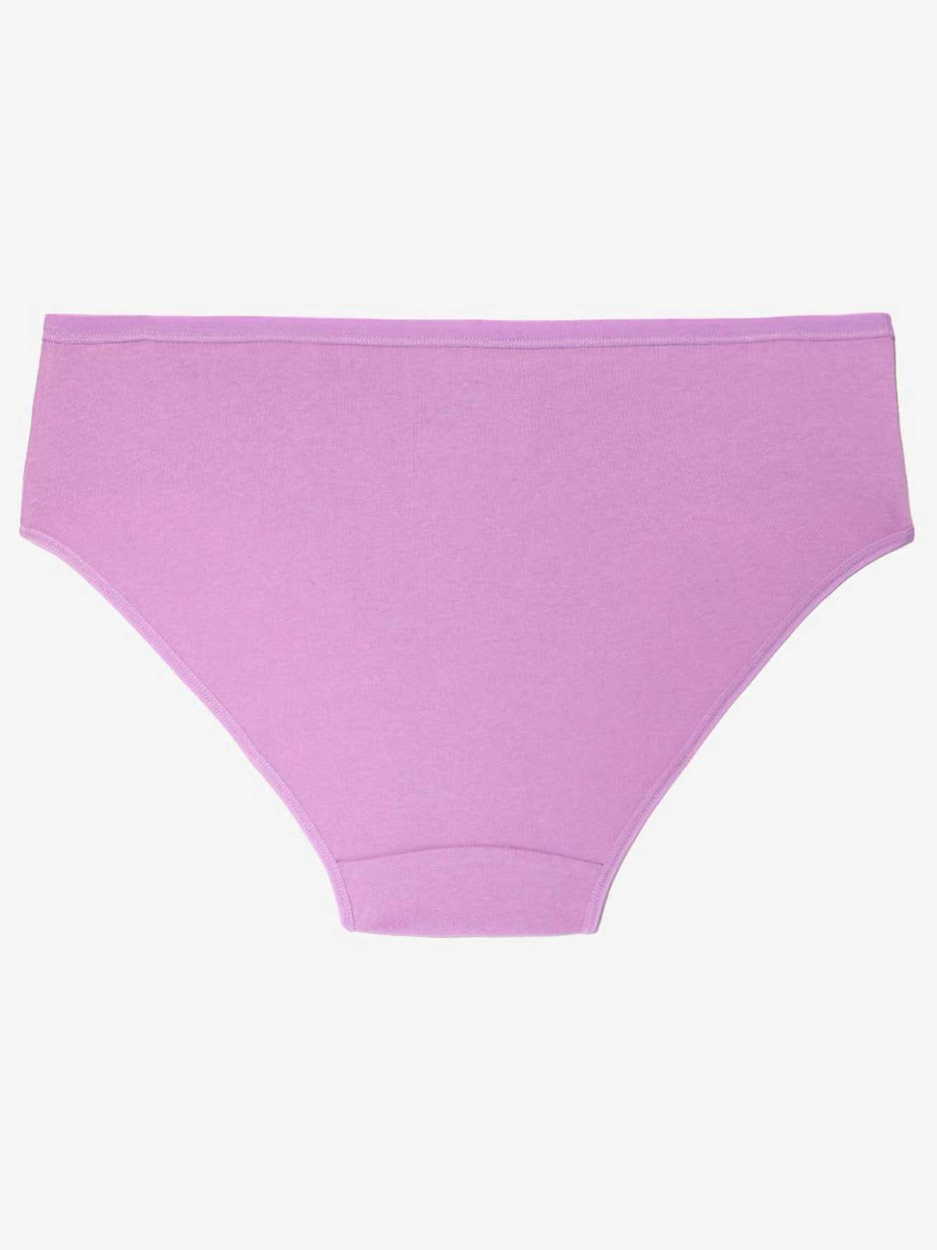 Low Rise Bikini Panty with Print - Déesse Collection