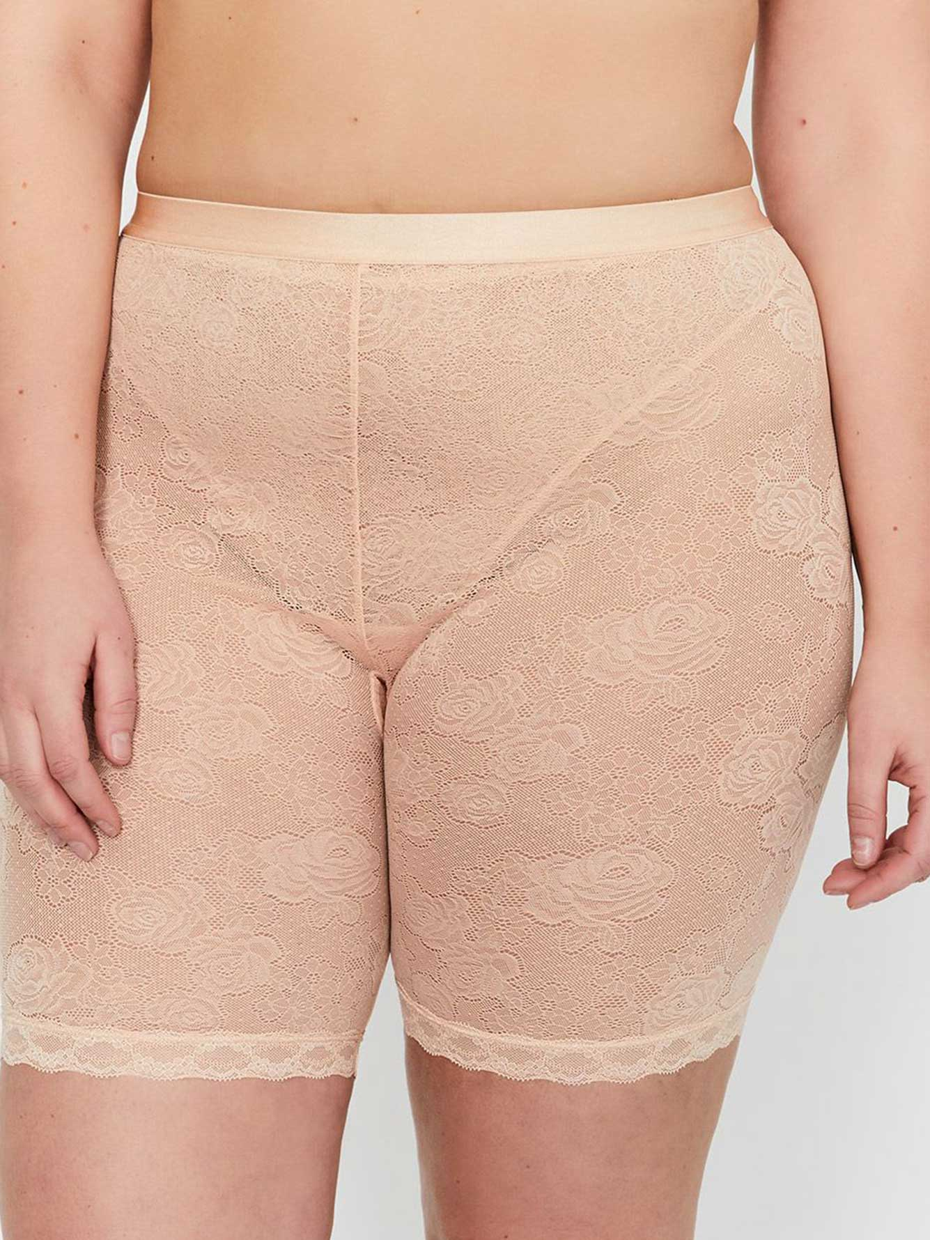 Basic Lace Bike Shorts - Déesse Collection