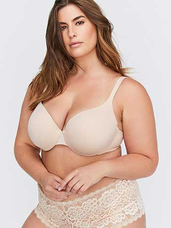 Déesse Collection, Sizes G & H - Flawless T-Ser Bra