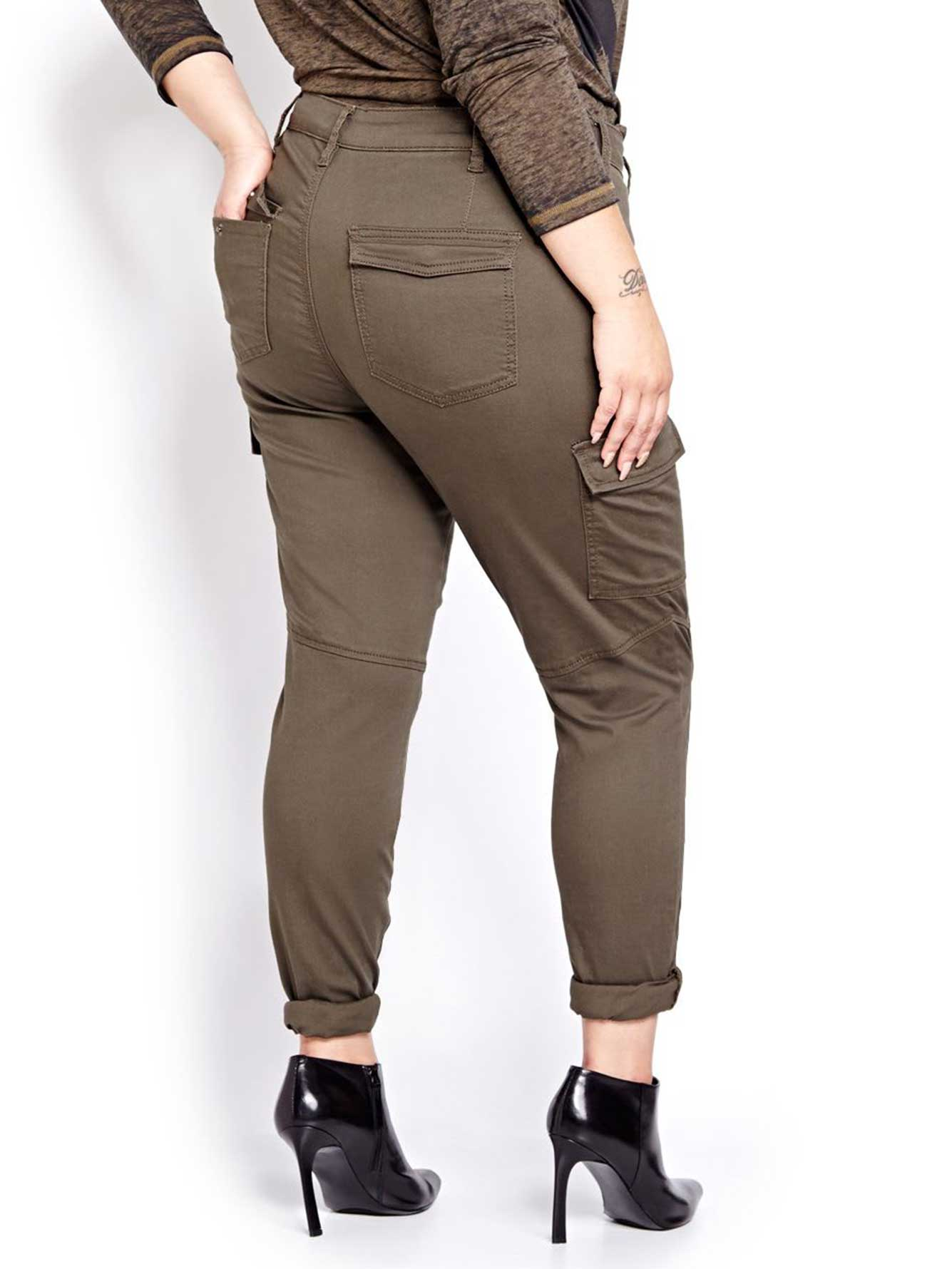 Nadia Aboulhosn Cargo Pant for L&L