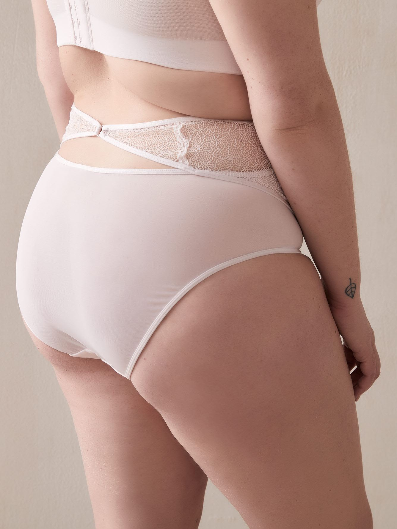 High Waist Panty - Déesse Collection