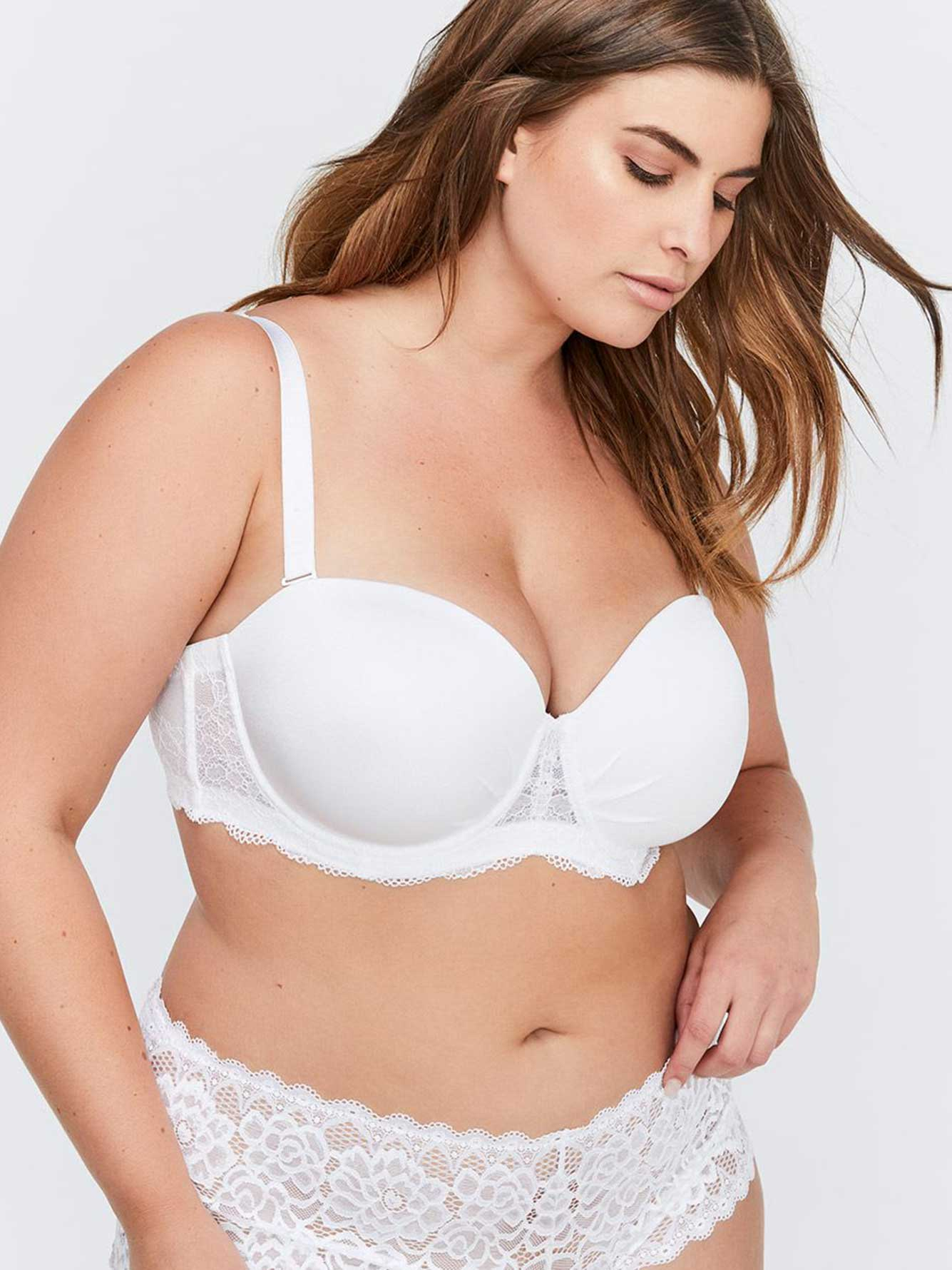 Femme Convertible Bra Sizes G & H - Déesse Collection