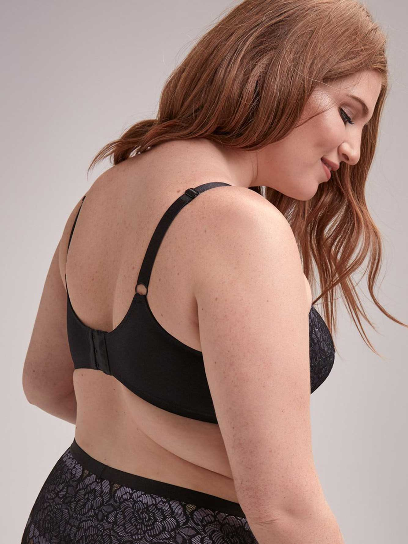Femme Couture Bra with Embellished Neckline, Sizes G and H - Déesse Collection