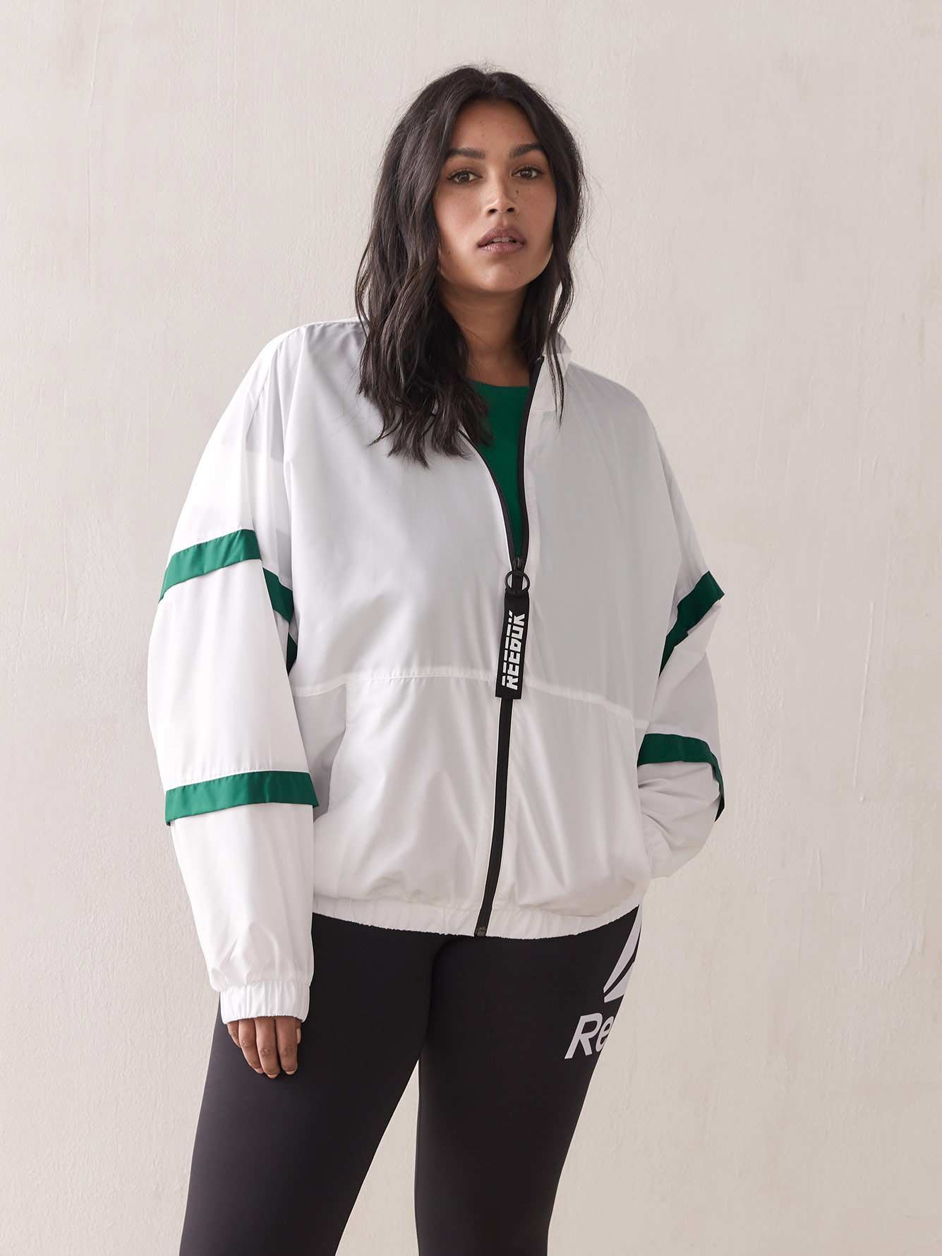 MYT Light White Jacket - Reebok