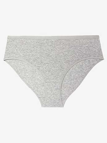 High Cut Heathered Panty - Déesse Collection