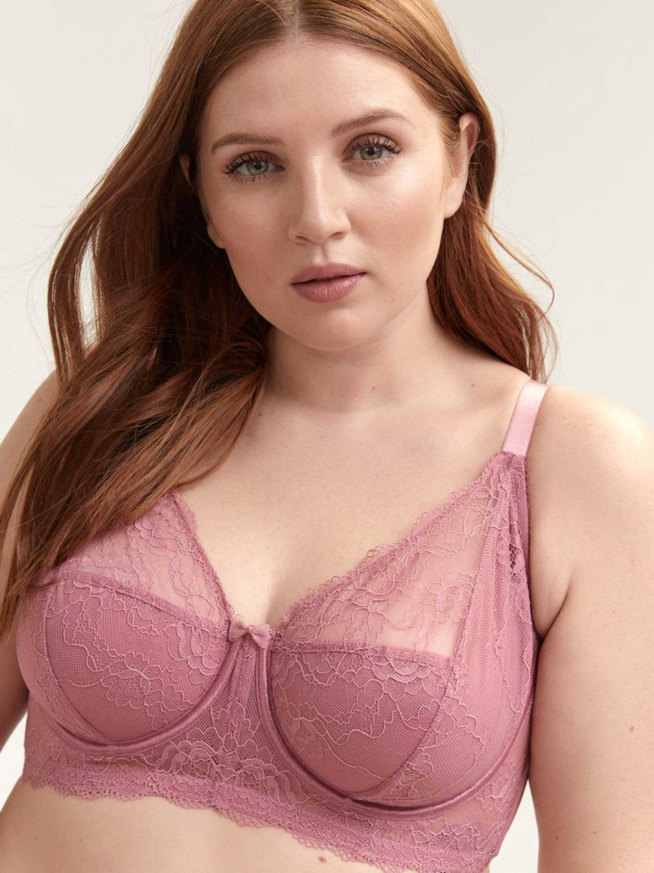 Thin Microfiber Non Padded Bra - Déesse Collection