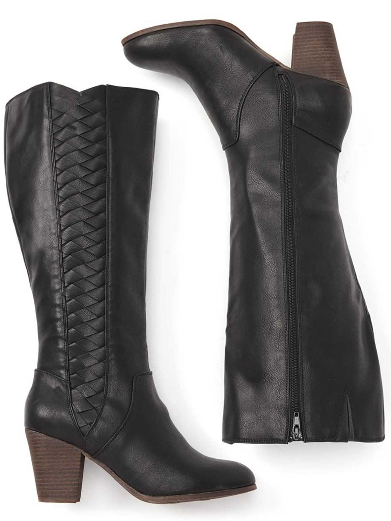 Fergalicious Cally Braided Boot