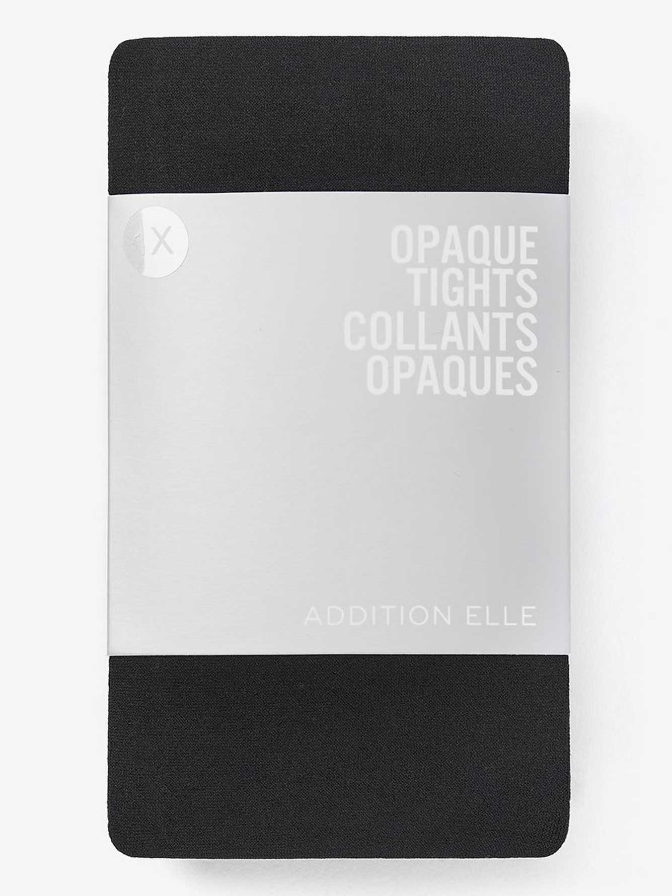 Heavyweight Opaque Tights