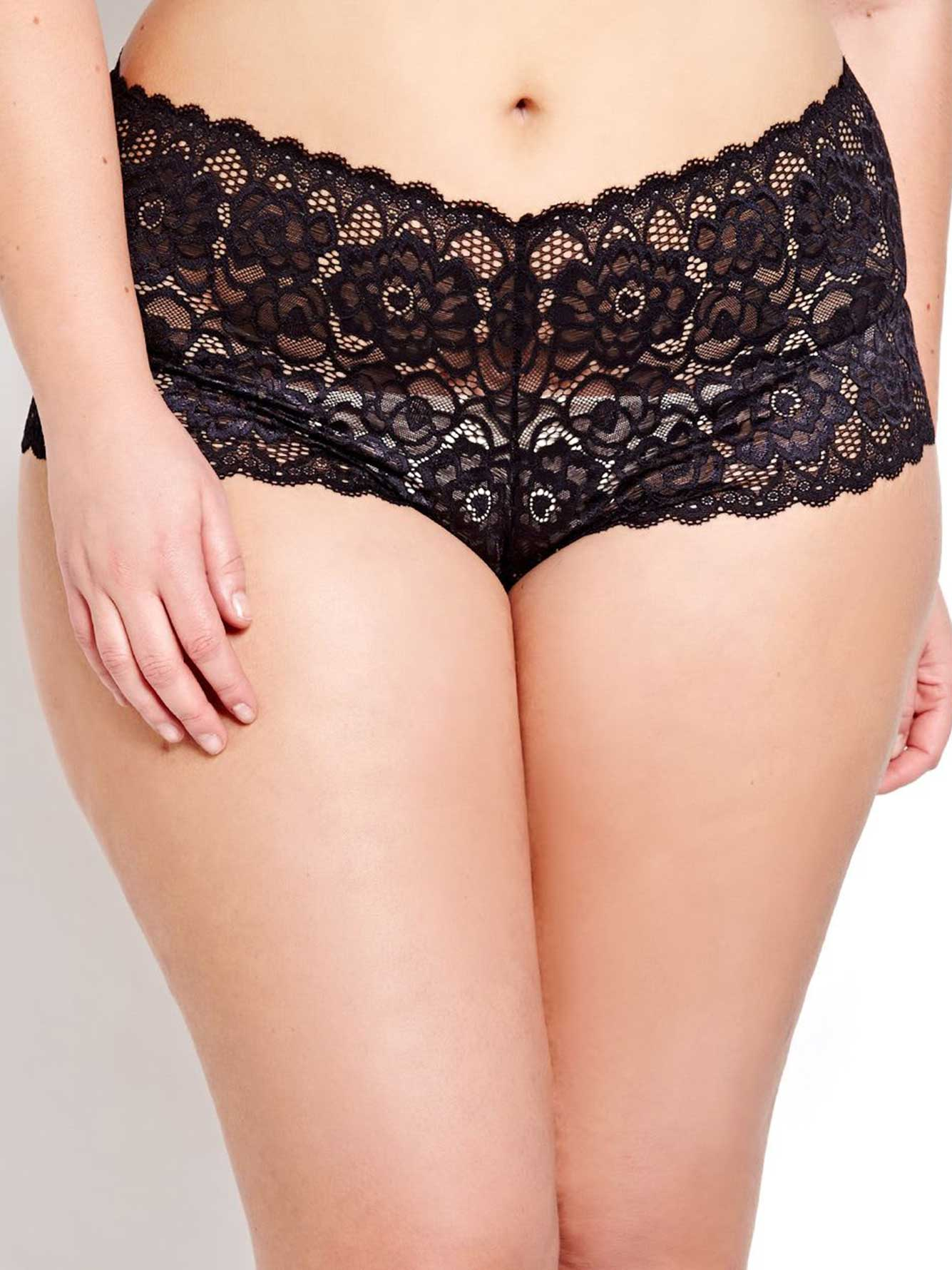 Brazilian Lace Panty - Déesse Collection