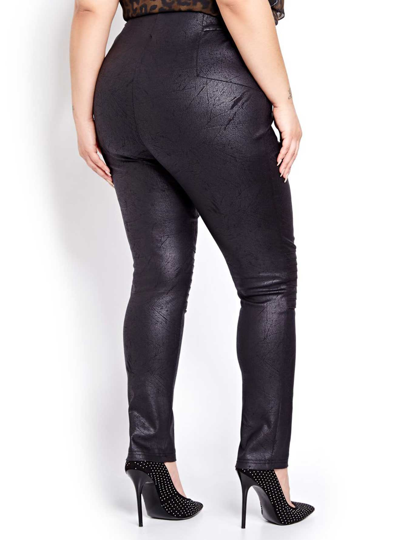 Nadia Aboulhosn Textured Legging for L&L