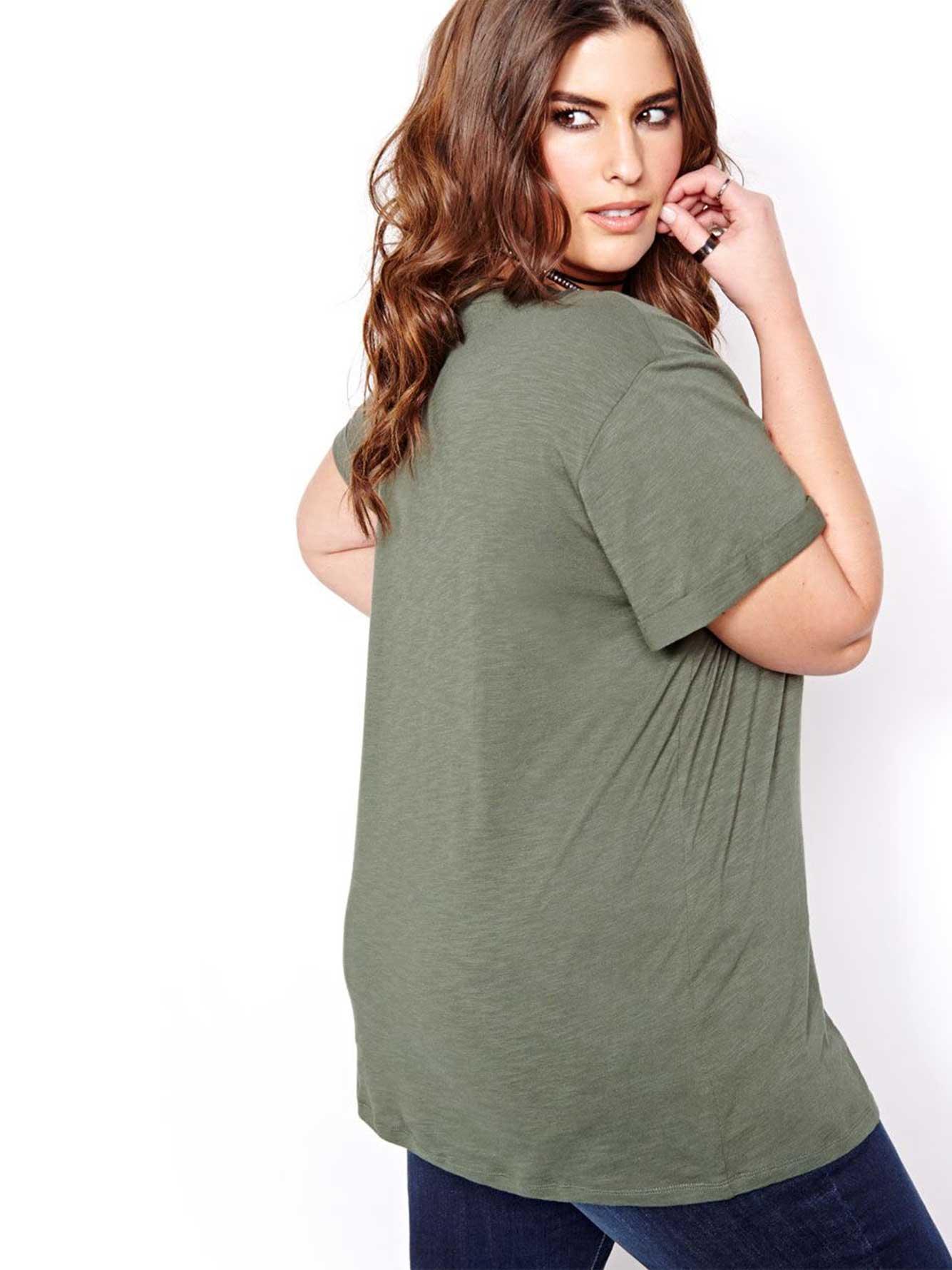 L&L Short Sleeved Boyfriend T-shirt