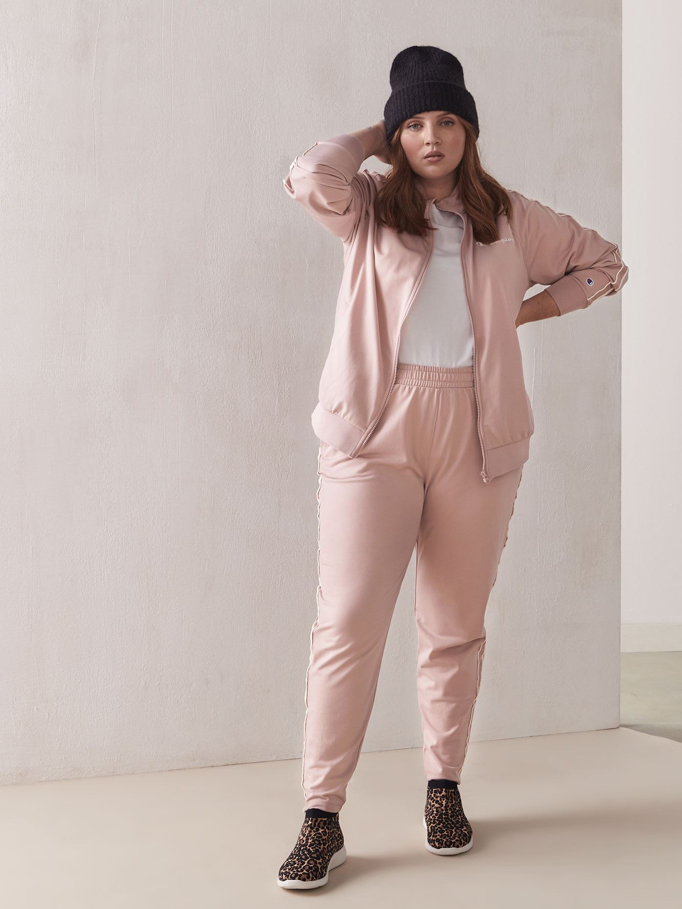 Pink Track Pant - Champion