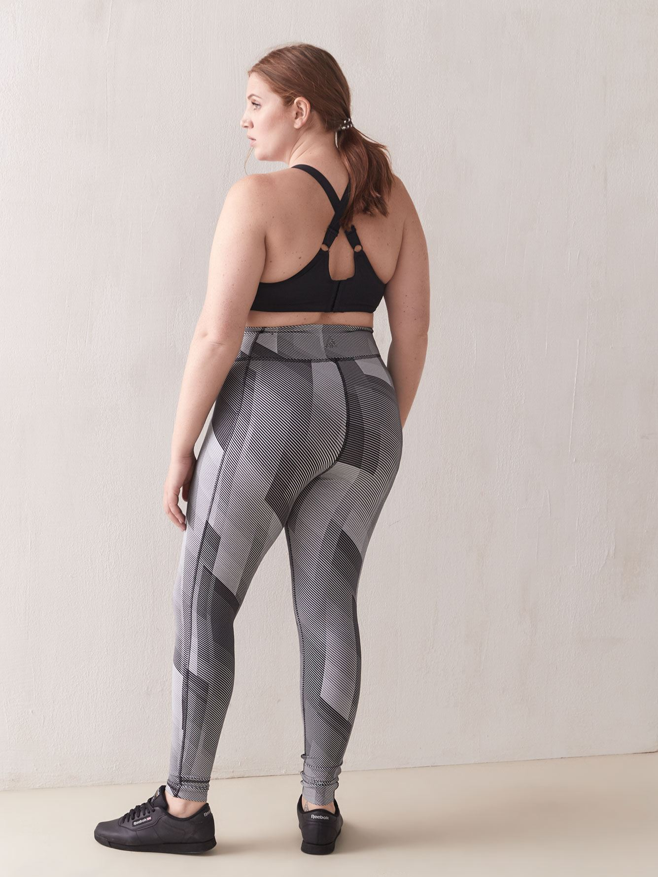 2.0 Vertical Disruption Lux Legging - Reebok