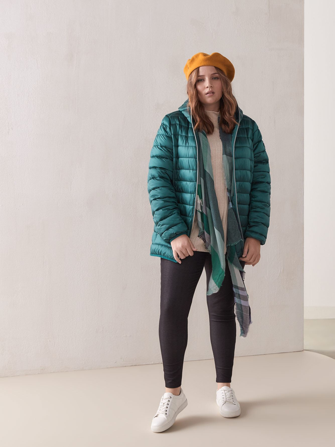 Quilted Packable Iris Puffer Jacket - Save the Duck