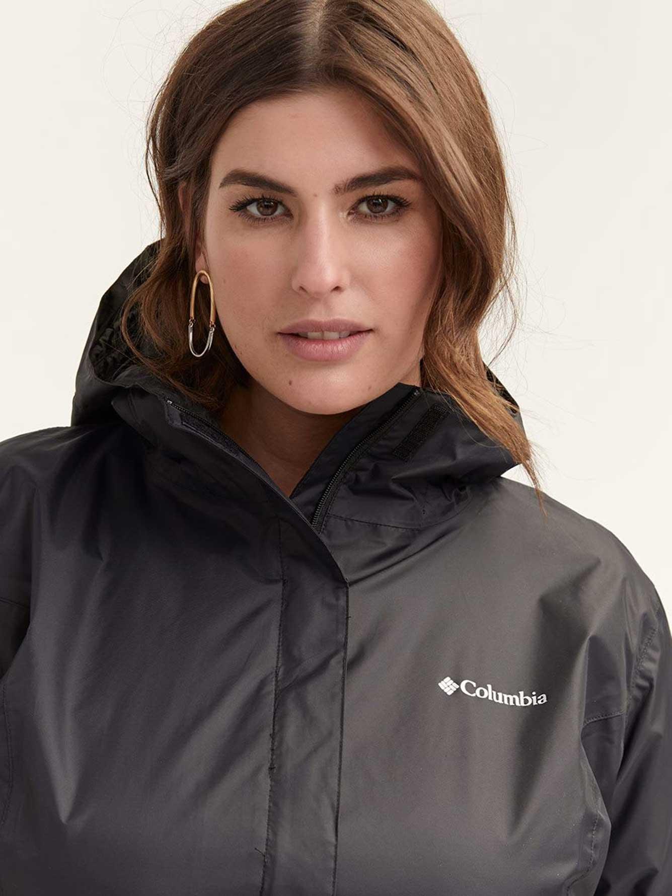 Columbia Arcadia Packable Rain Jacket