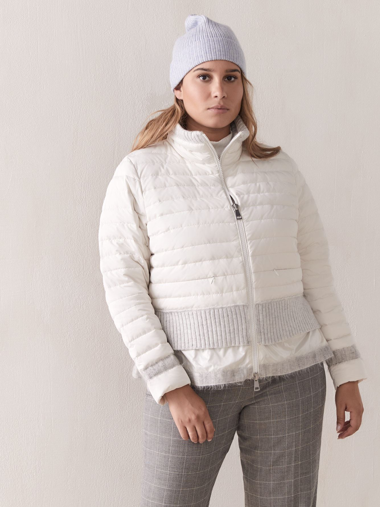 Packable Bev Puffer Jacket - Sosken