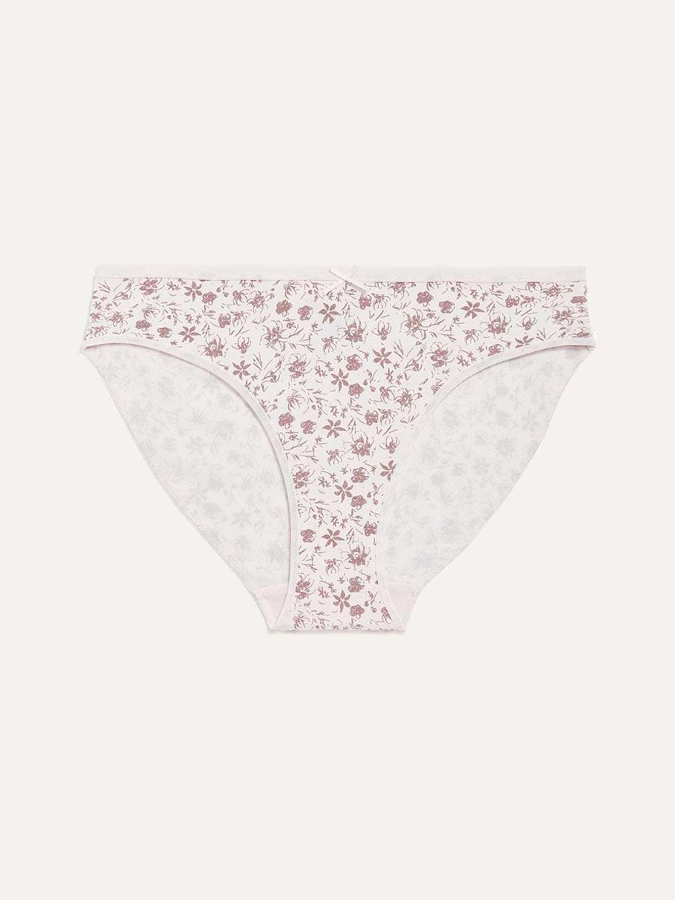 Printed Bikini Panty - Déesse Collection