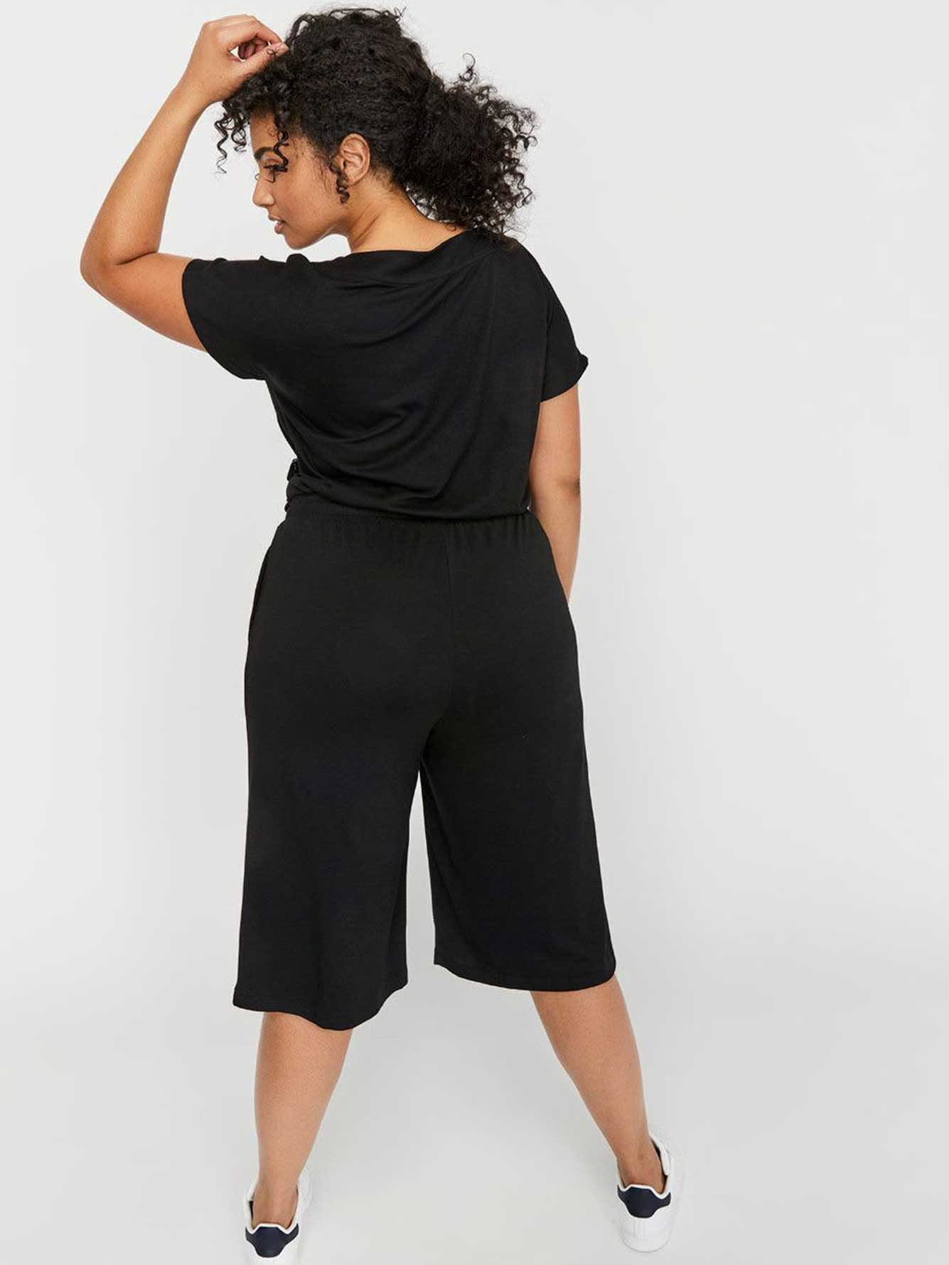 Nola Relaxed Wide-Leg Jumpsuit