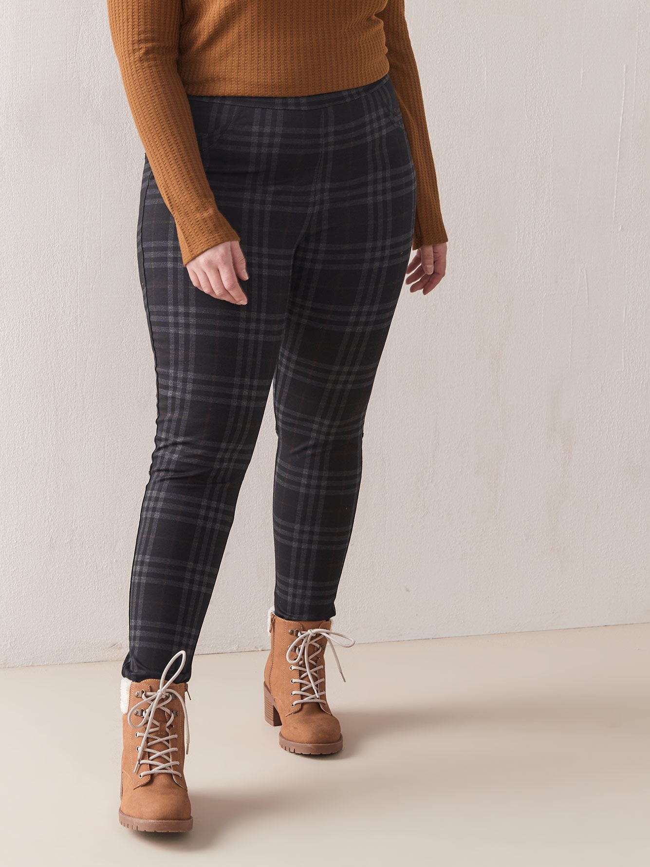 Grease Plaid Legging - Sanctuary
