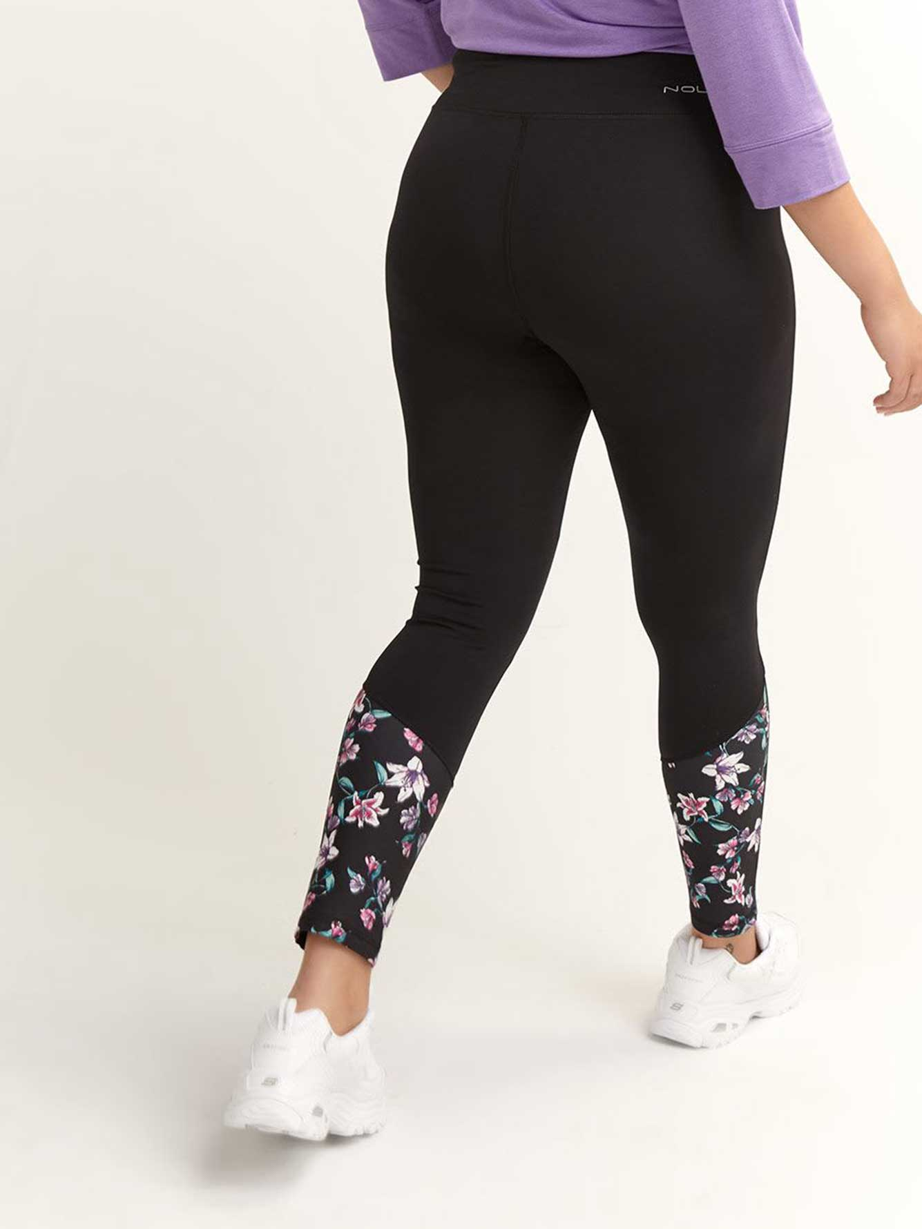 Legging with Floral Print - Nola