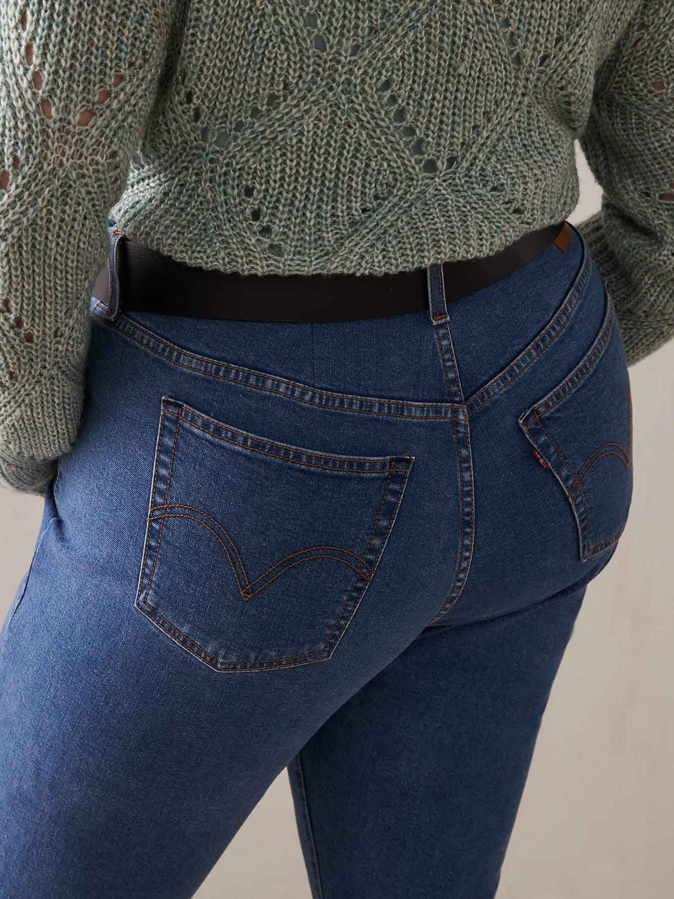 Jean skinny taille haute extensible Wedgie - Levi's Premium