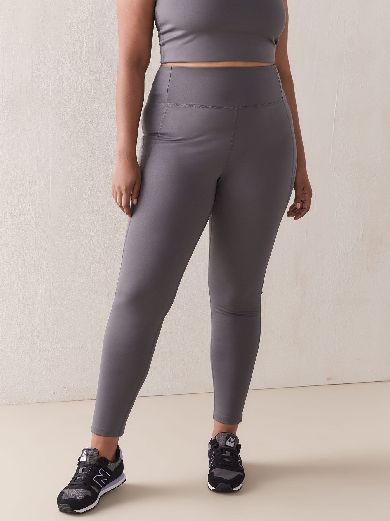 Legging de compression taille haute - Girlfriend Collective