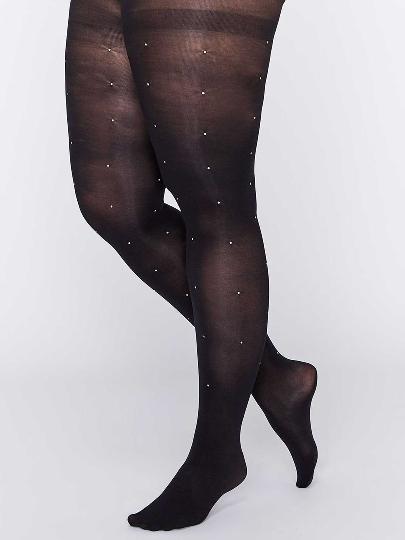 Studded Tights