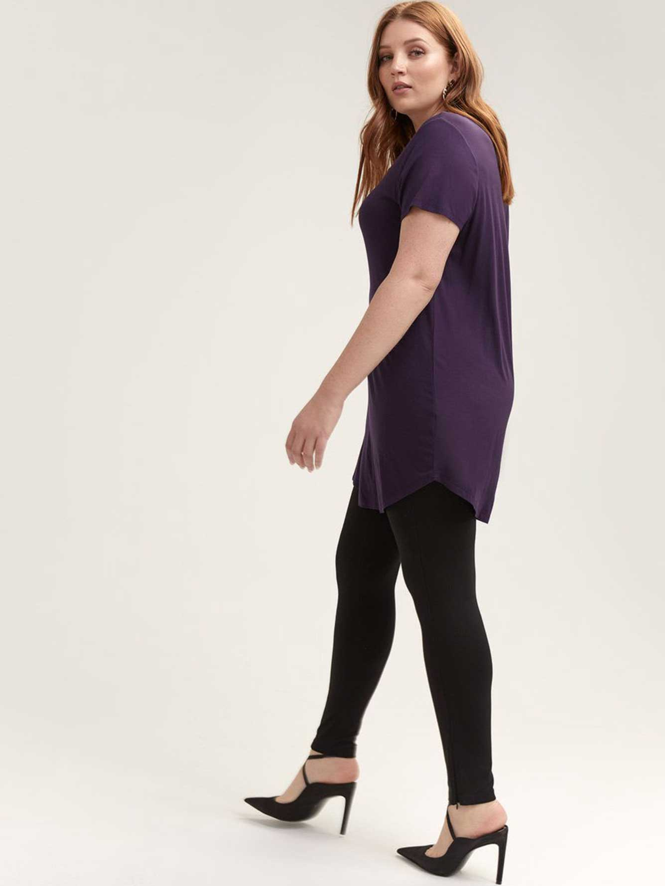 PDR Legging with Zip - L&L