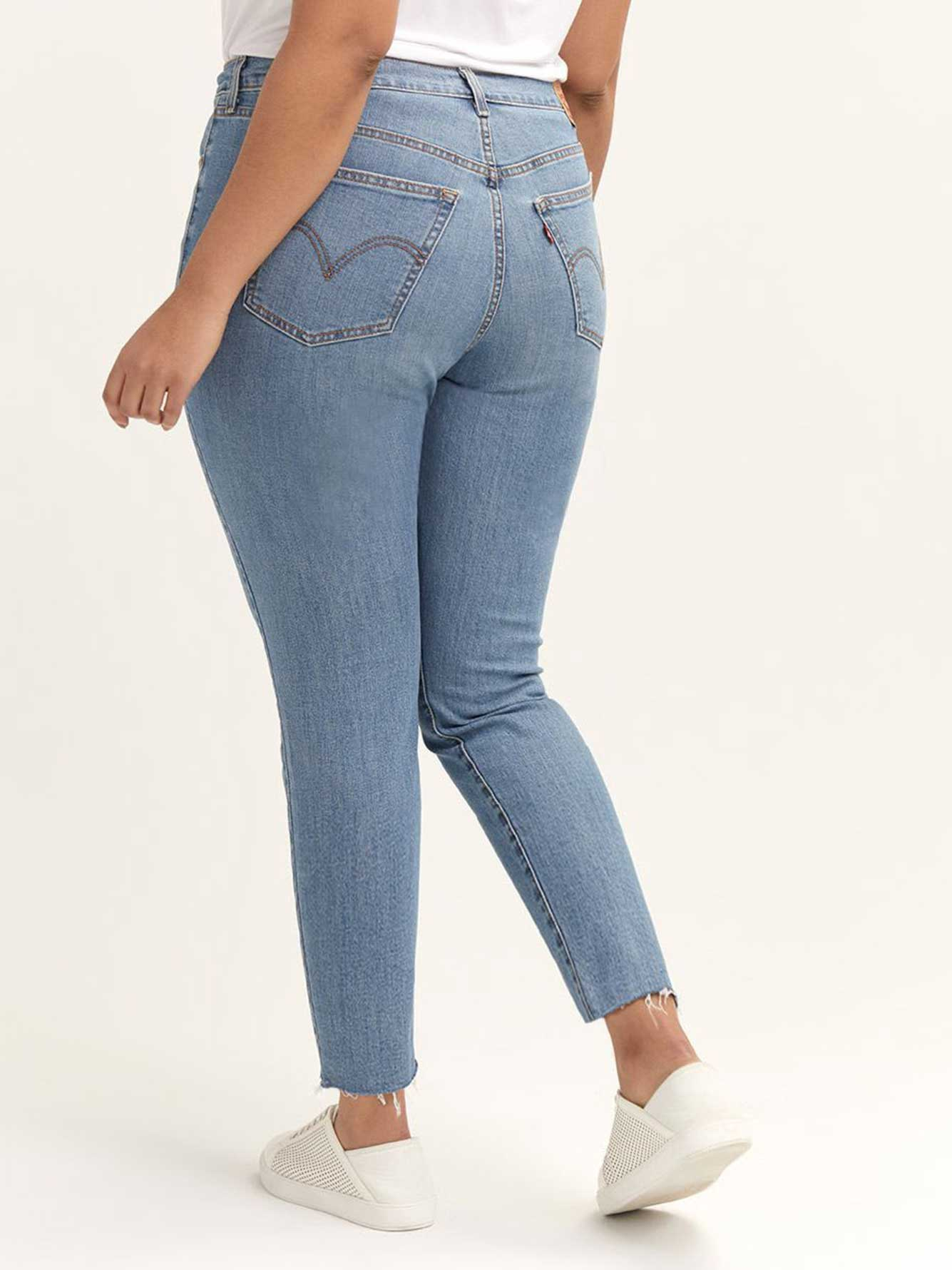 Jean coupe wedgie skinny - Levi's