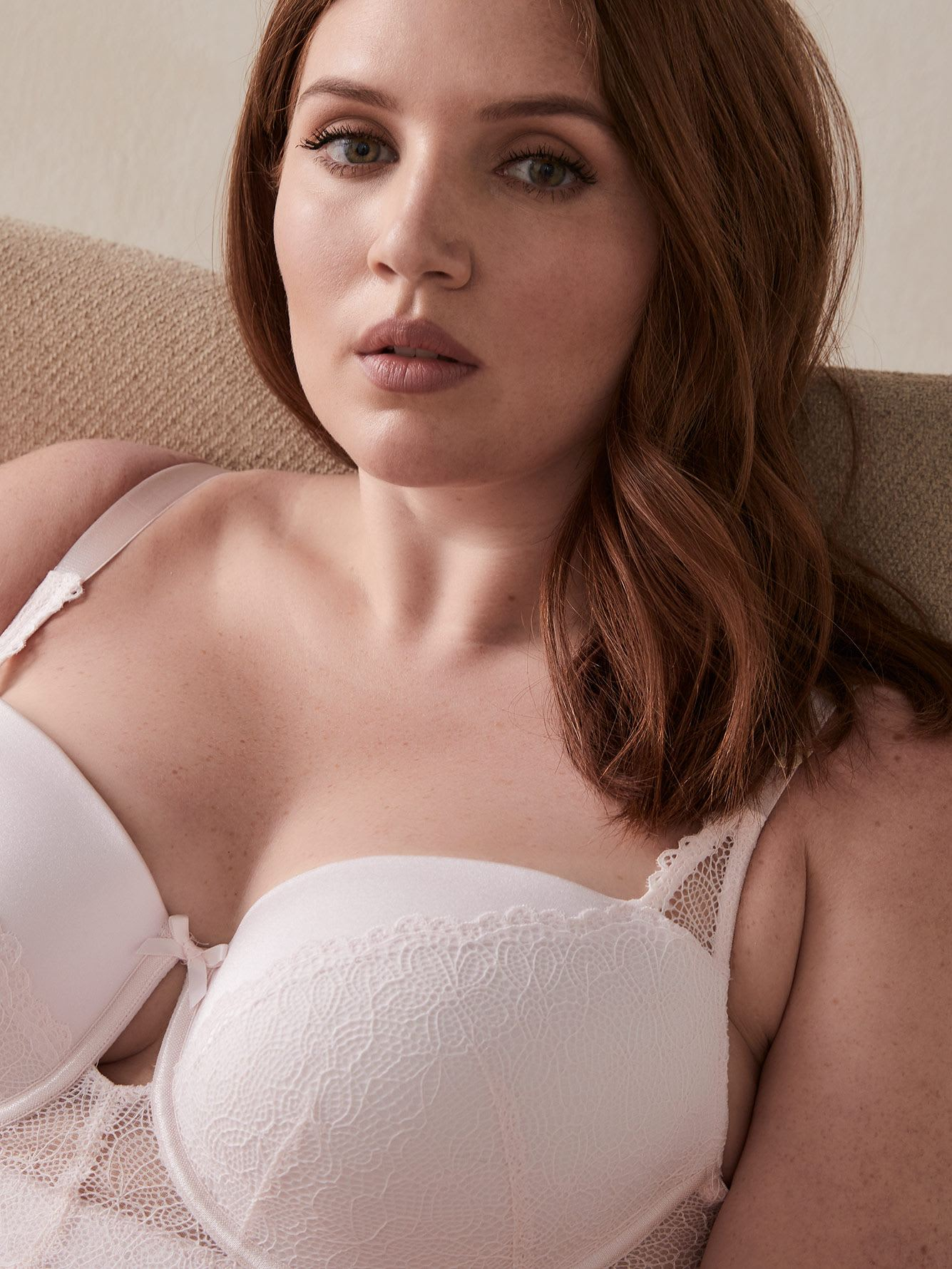 Long Line Balconette Bra - Déesse Collection