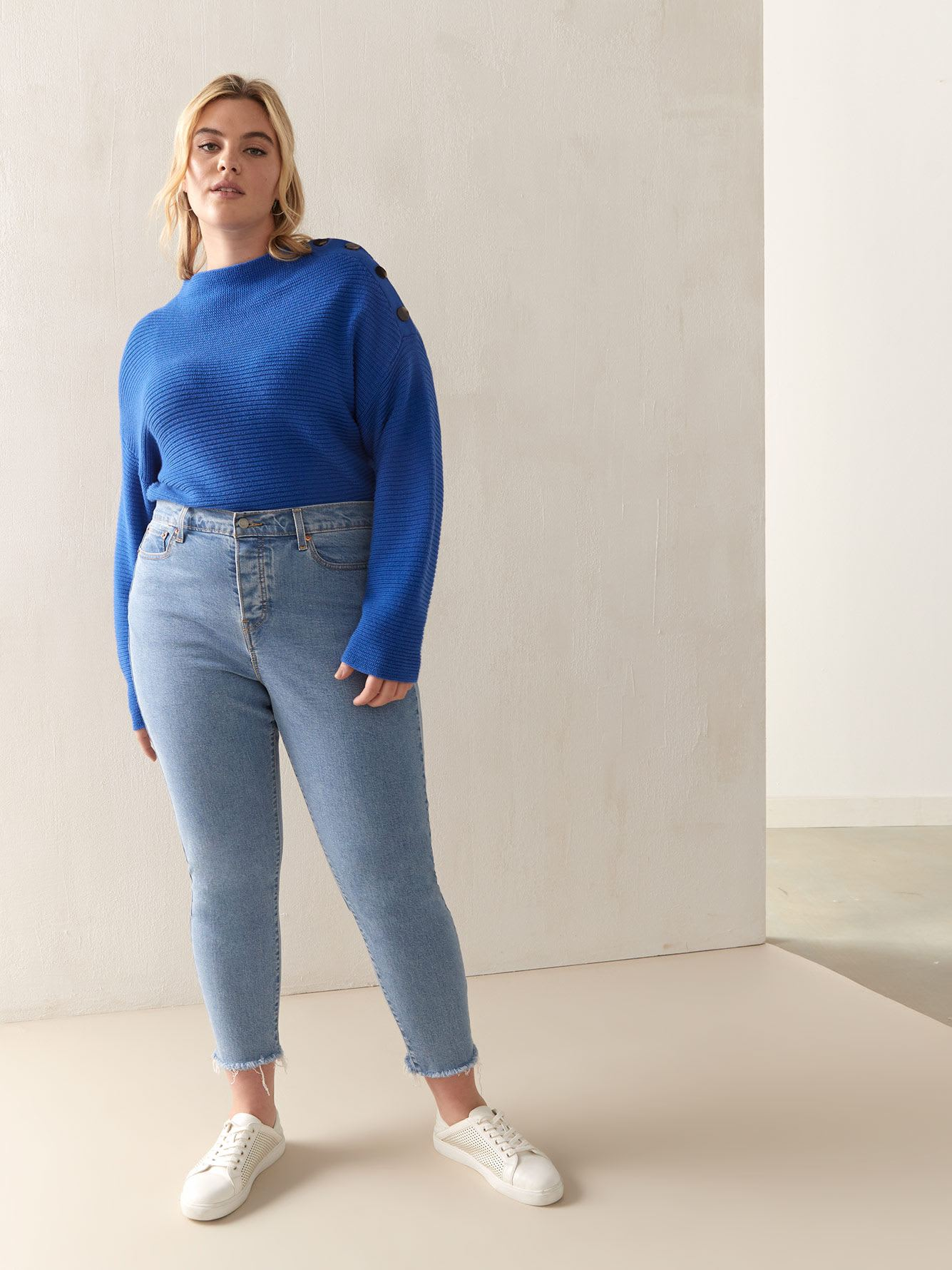High-Waisted Wedgie Jean - Levi's Premium