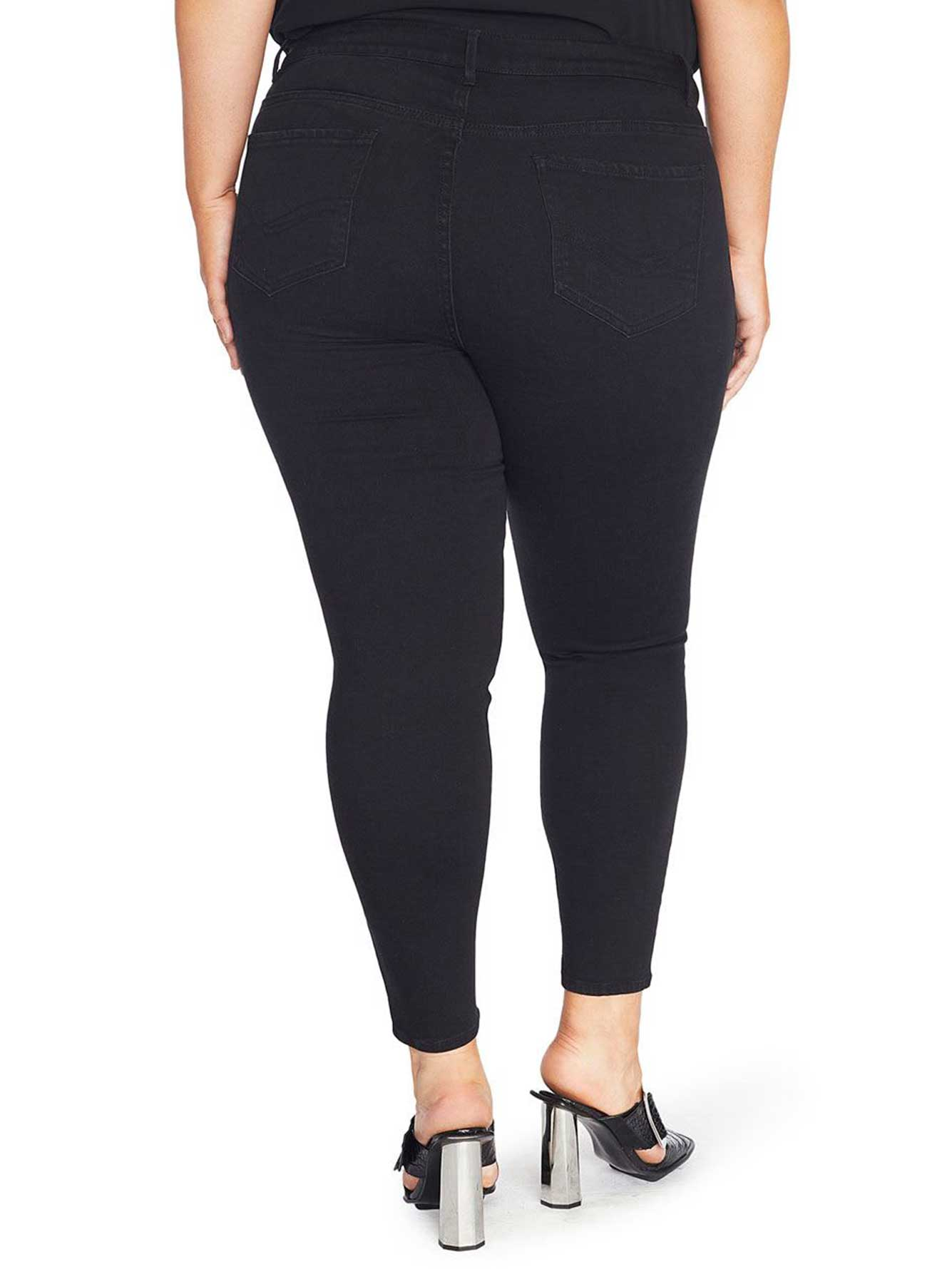 The Pin-Up Skinny Summit Jeans - Rebel Wilson x Angels