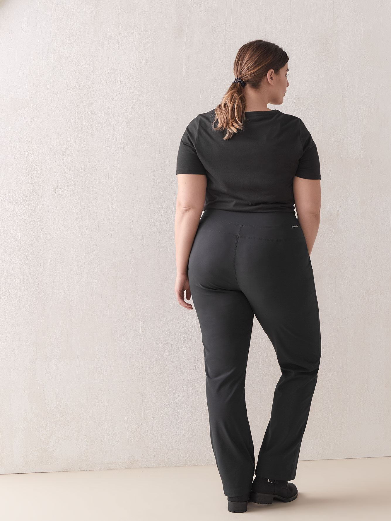 Black Beauty Bootcut Pant - Columbia
