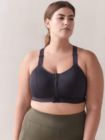 Padded Wirefree Sports Bra