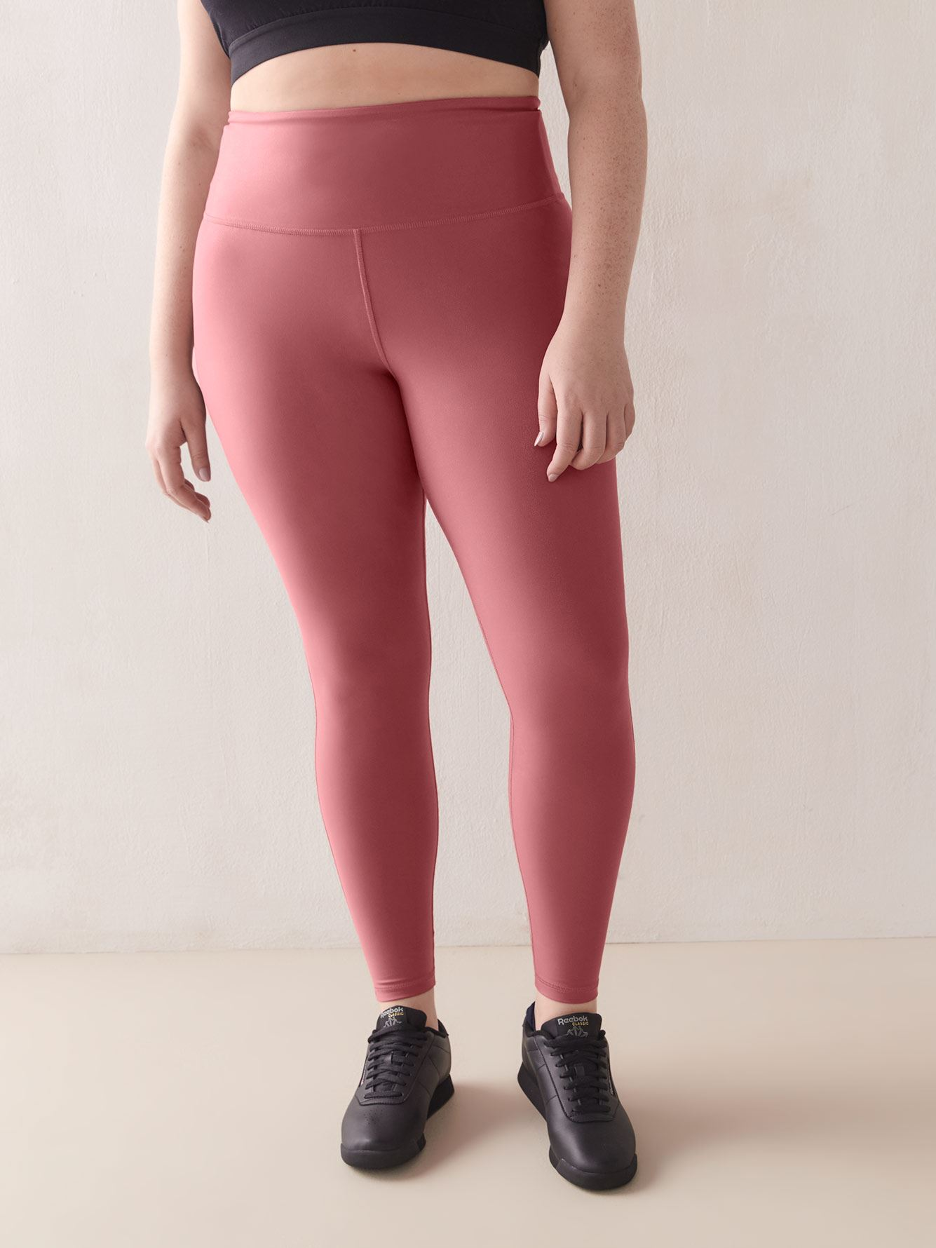 Lux Metallic Legging - Reebok