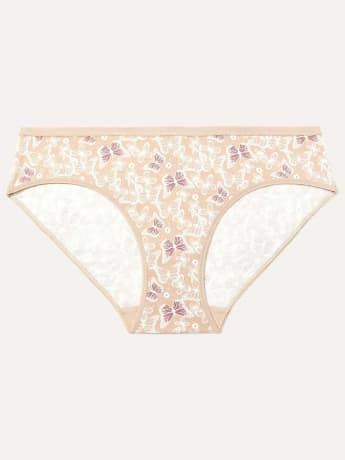 Cotton Bikini Panty - Déesse Collection