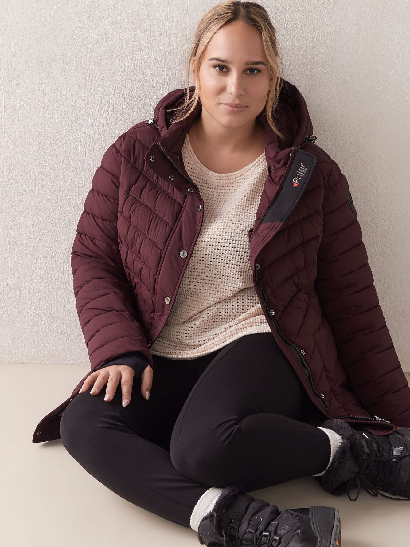 Milly Lightweight Puffer Coat - Pajar