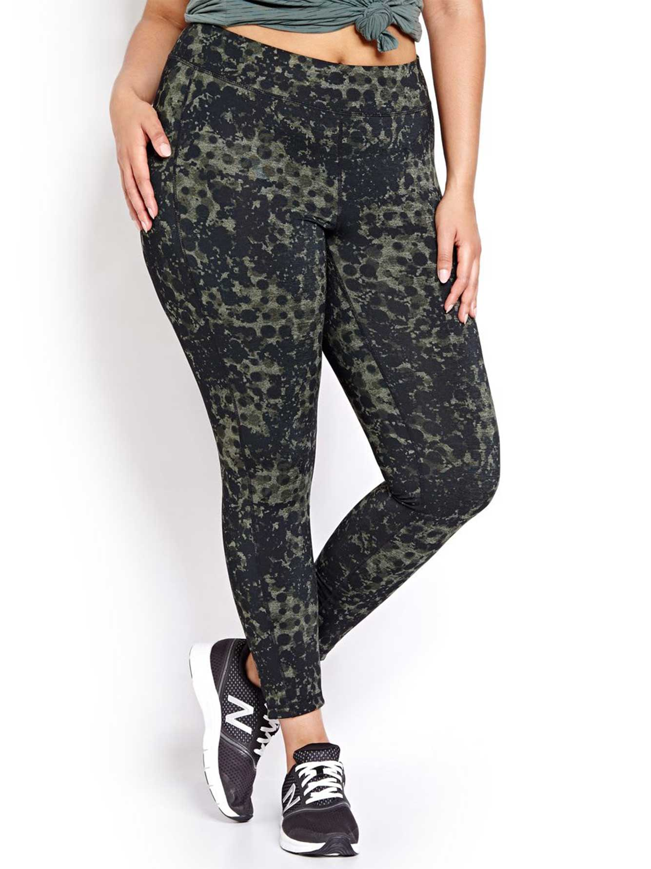 Nola Reversible Legging