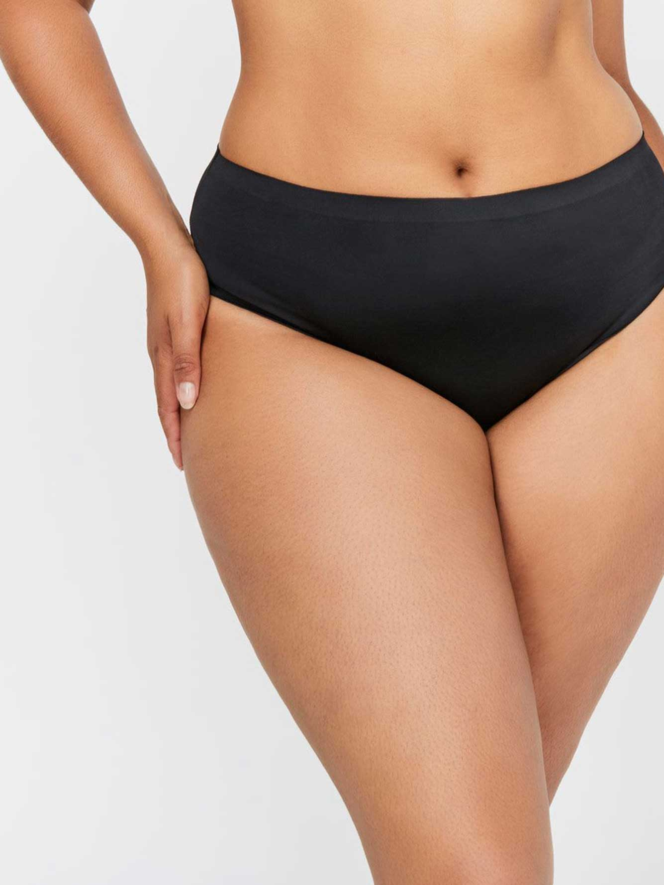 Basic Full Brief Panty - Déesse Collection