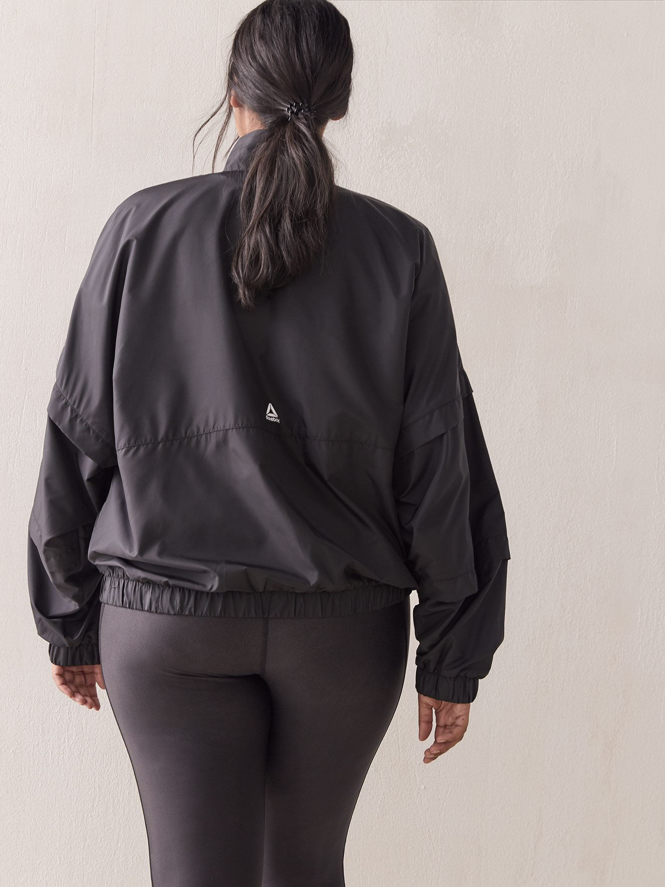 MYT Light Black Jacket - Reebok
