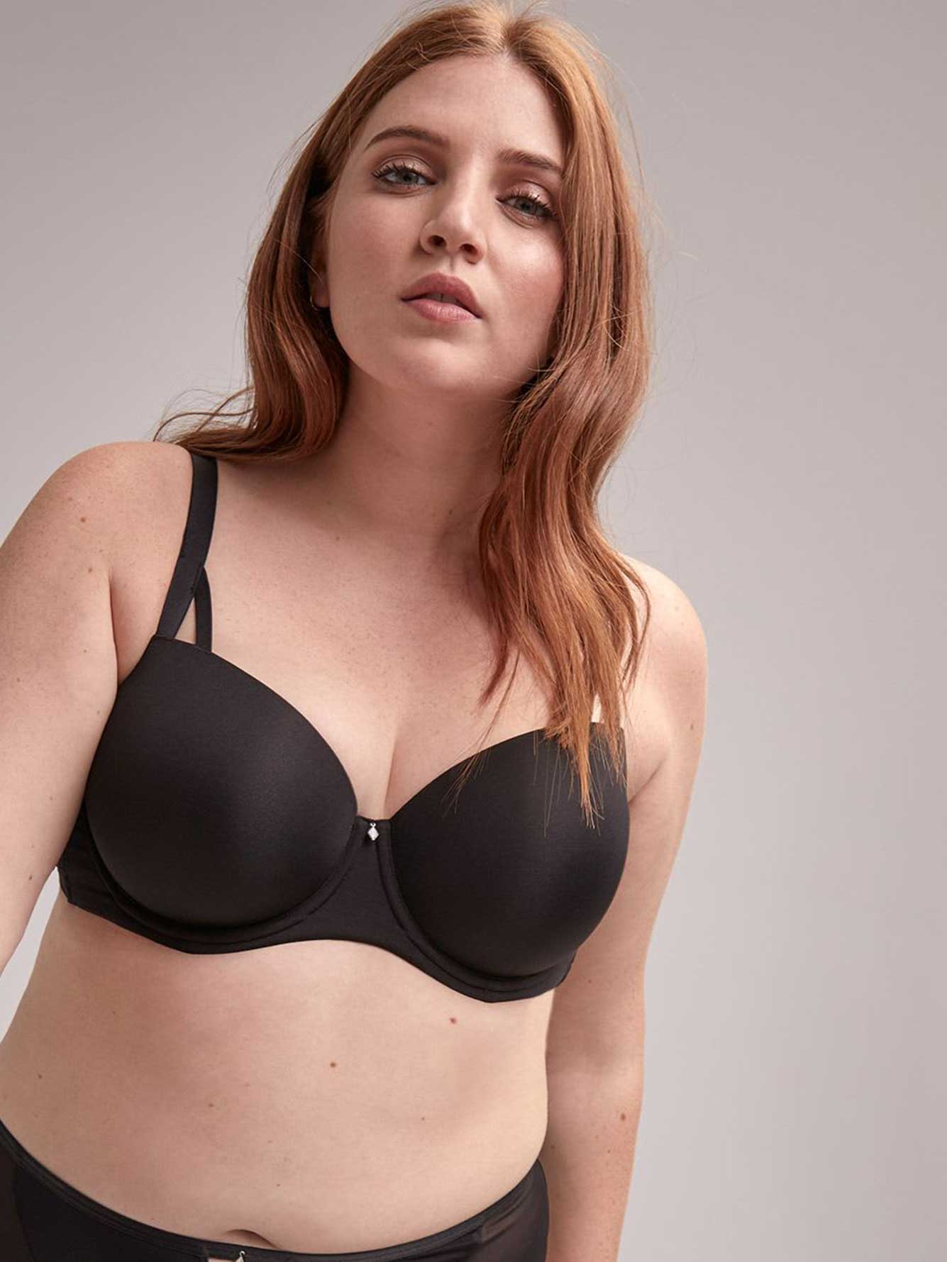 Vixen Balconette Bra - Déesse Collection