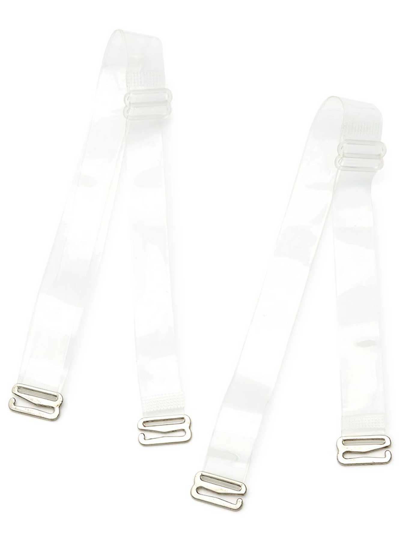 Clear Removable Straps