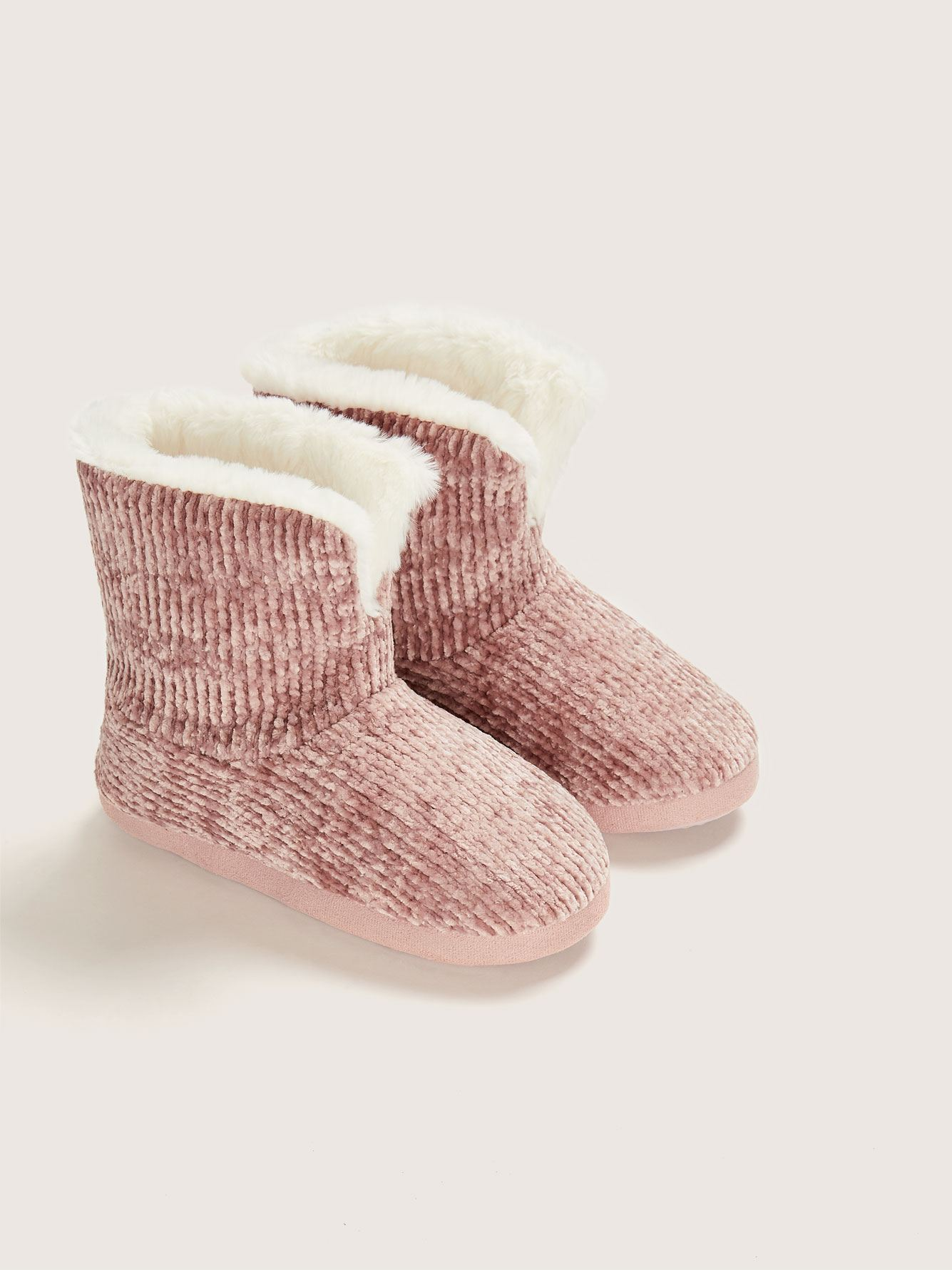 Bootie Slippers - Addition Elle