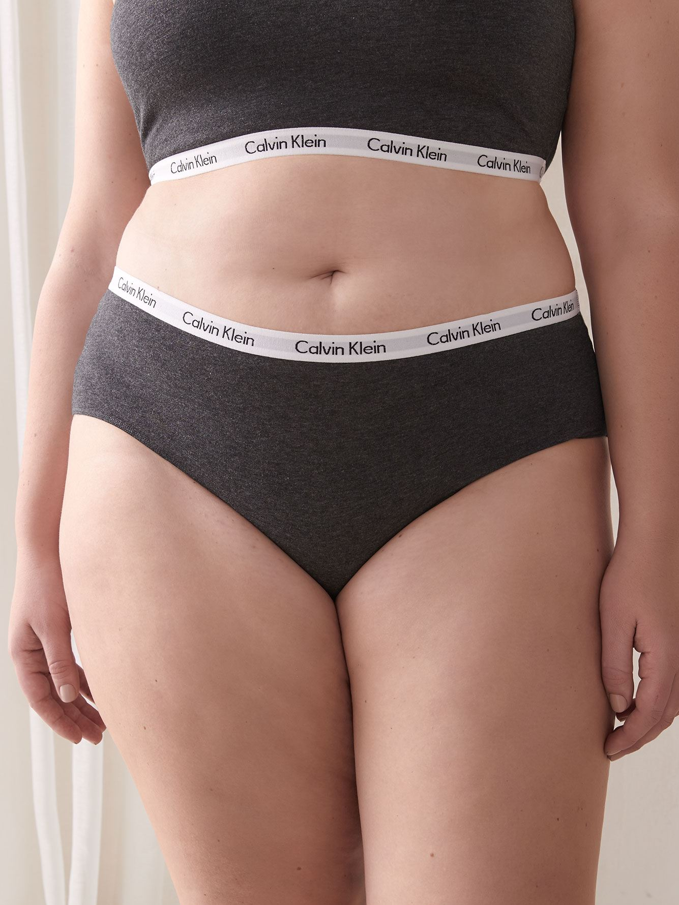 Cotton Hipster Panty, 2-Pack - Calvin Klein