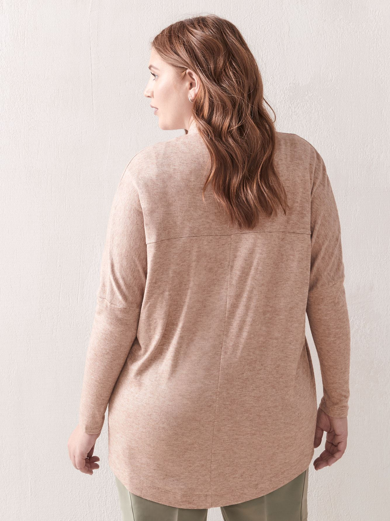 Edge to Edge Cocoon Cardigan - Addition Elle