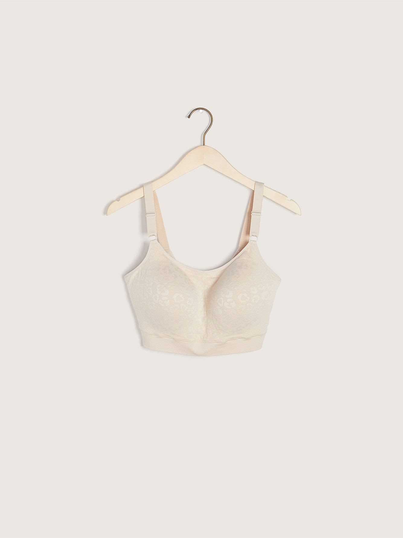 Wirefree Easy Does It Contour T-Shirt Bra - Olga by Warner's