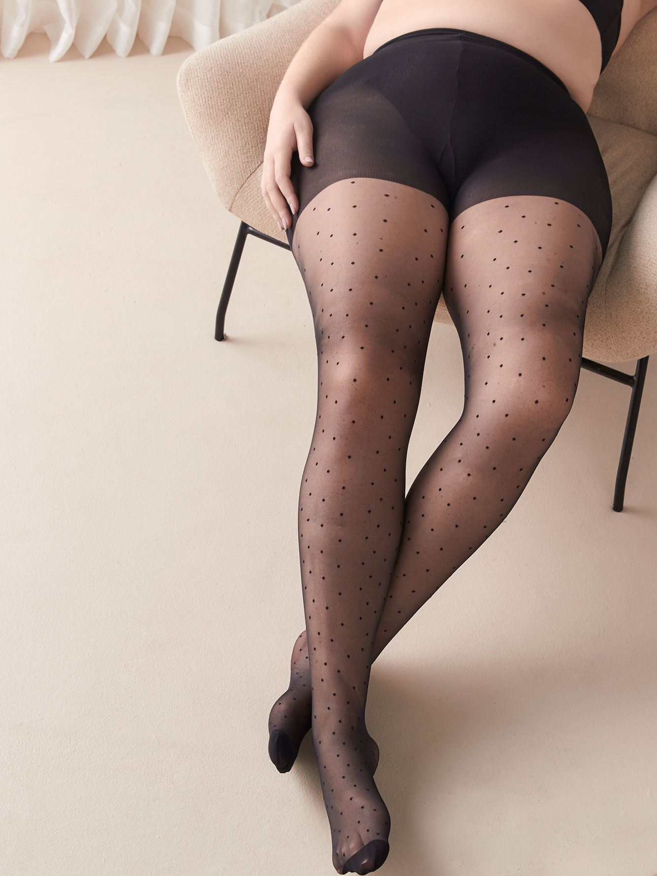 Collants à pois - Pretty Polly