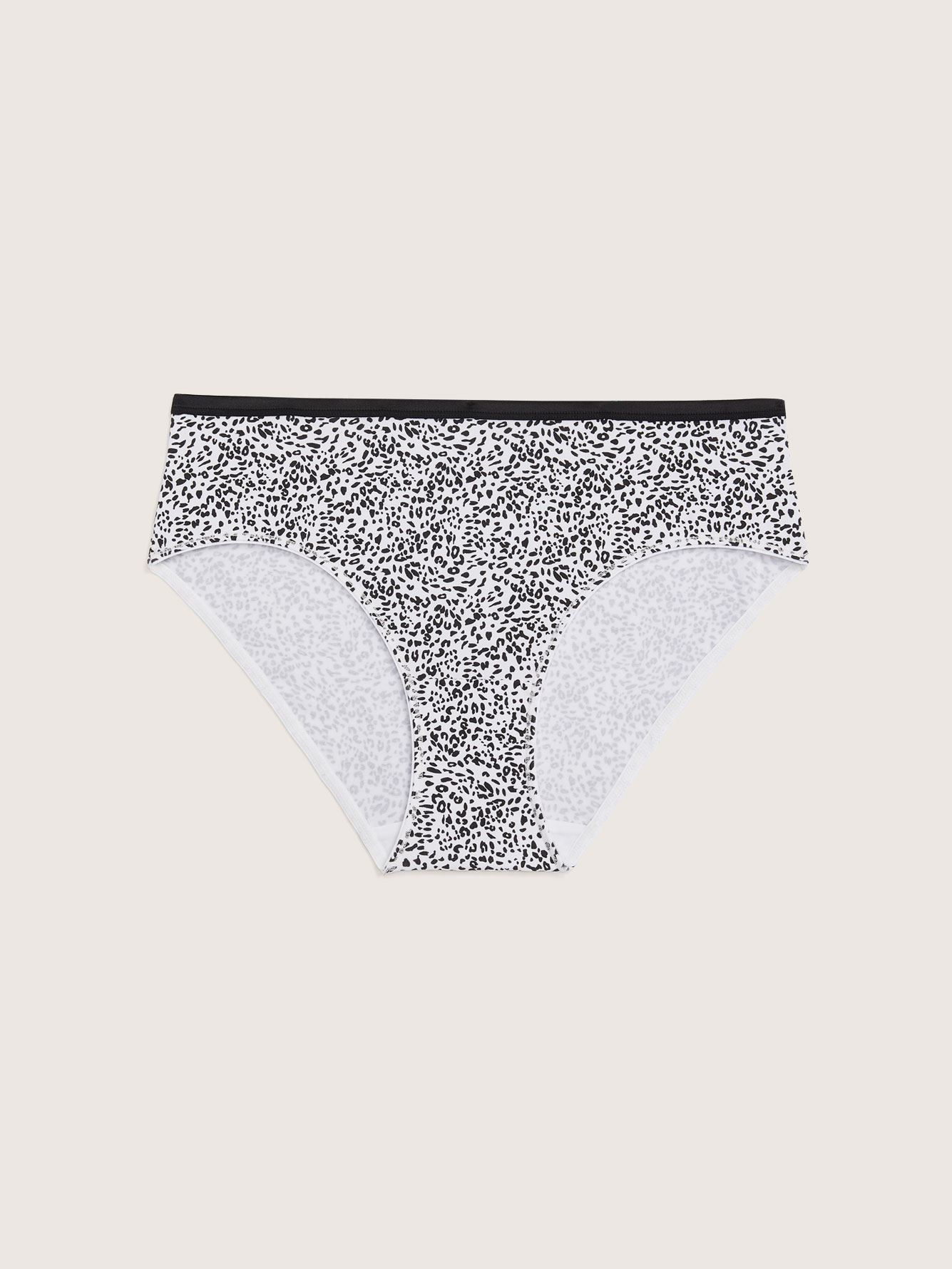 Leopard Print Hipster Panty - Addition Elle