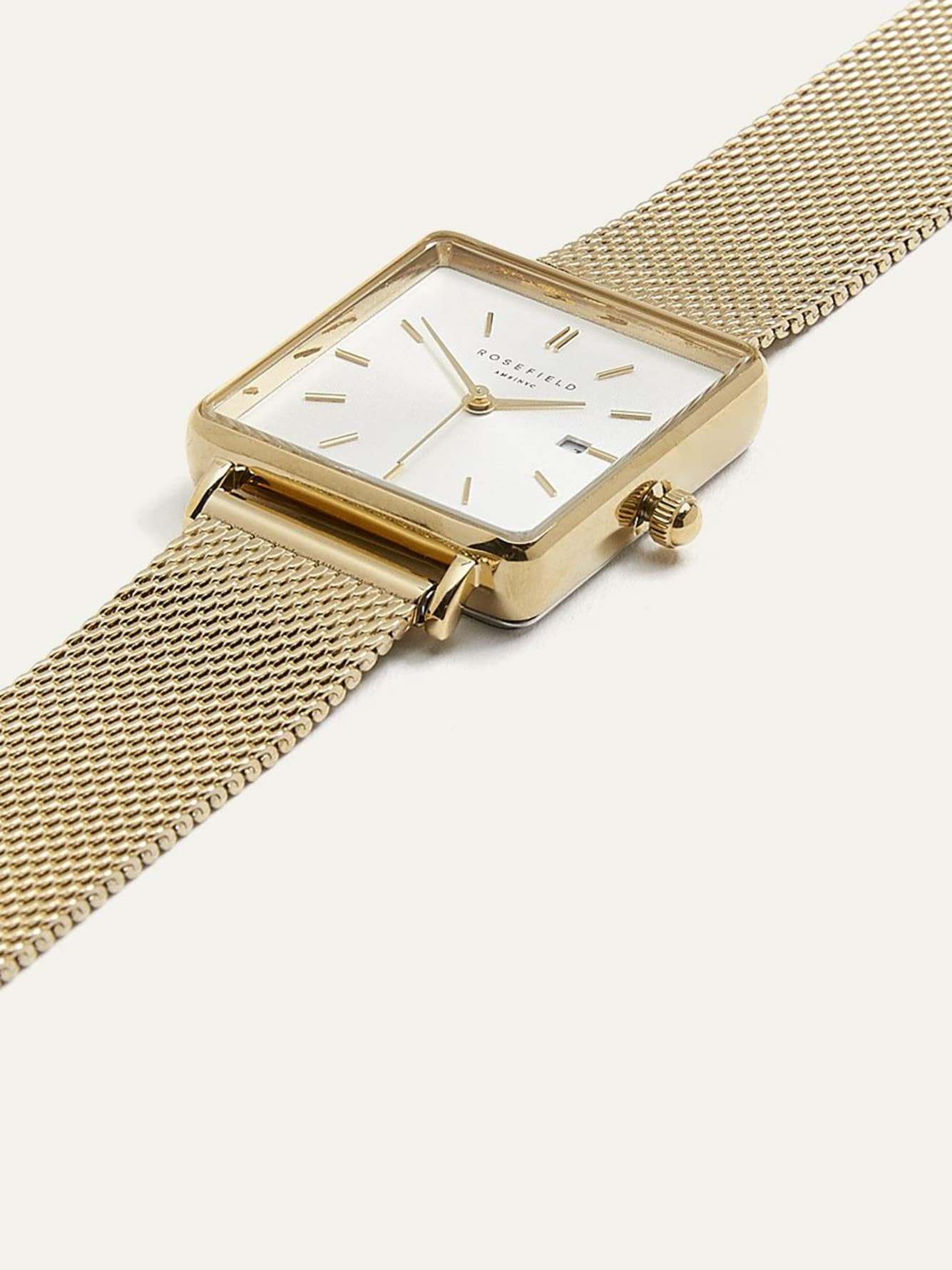 The Boxy Watch - Rosefield